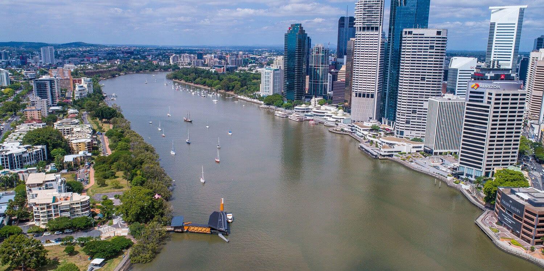 brisbane-river | The Point Brisbane