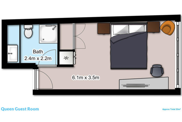 The point floor plan studio